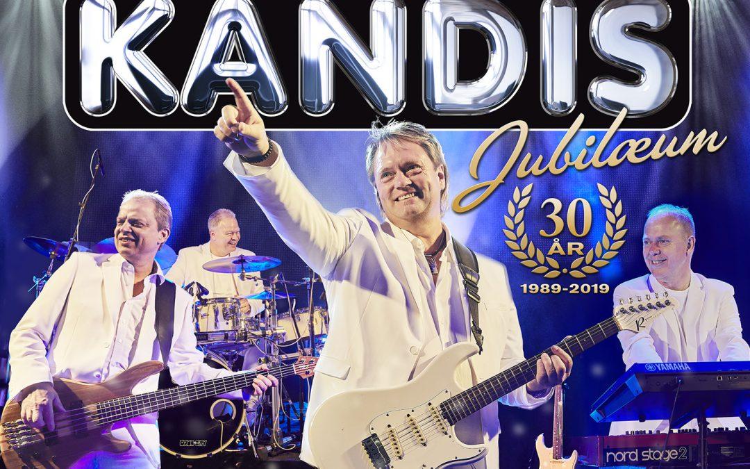 Kandis fejrer 30 års jubilæum i 2019