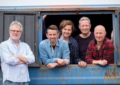 Ib Grønbech & ContainerKvartetten