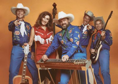 Tamra Rosanes & The Rowdy Cowboys